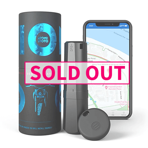 Tracker sold out