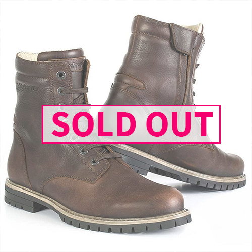 Italian boots sold out